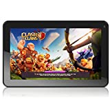 "Brand New 10.1"" Inch Dual Core Multi-Touch Capacitive 1.5 GHz Google Android 4.2.2 1GB MID Tablet PC 16GB NAND, WiFi & Bluetooth, Flash 10.3 Player, Dual Camera, External 3G capability (UK Customer Service and Warranty) by Time2"