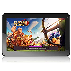 """Brand New 10.1"""" Inch Quad Core Multi-Touch Capacitive 1.5GHz Google Android 4.4.2 KitKat 1GB MID Tablet PC 16GB NAND, WiFi & Bluetooth, Flash 10.3 Player, Dual Camera, External 3G capability (UK Customer Service and Warranty) by Time2"""