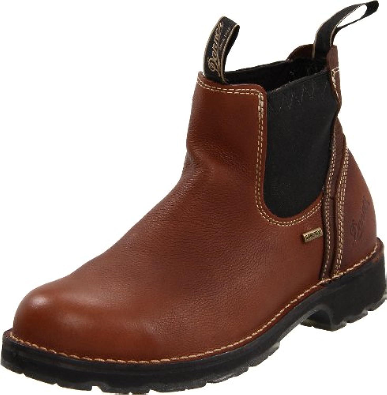 37b0c0af369 Danner Men's Workman Romeo GTX Plain Toe Work Boot,Brown,10.5 D US |  $143.34 - Buy today!