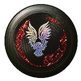 Eurodisc 175g Ultimate Frisbee Creature Black (100% Organic!)
