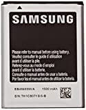 Samsung Original OEM Samsung EB484659VA 1500mAh Spare Replacement Li-ion Battery for Samsung Gravity Smart and Gravity Touch 2 - Battery - Non-Retail Packaging - Silver
