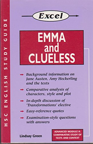An analysis of references from jane austens emma in clueless by amy heckerling