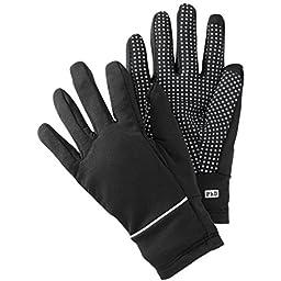 Smartwool PhD HyFi Training Glove Black / Graphite XL