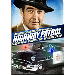 Highway Patrol: Season 4 - Volume Two (Episodes 24 - 39) - Amazon.com Exclusive