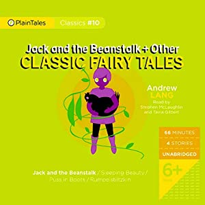 Jack and the Beanstalk and Other Classic Fairy Tales Audiobook