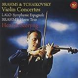 ブラームス&チャイコフスキー:ヴァイオリン協奏曲、ラロ:スペイン交響曲他