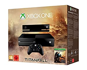 Console Xbox One + Kinect + Titanfall