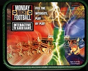 Buy MNF Monday Night Football Tv Card Game Online at Low ...