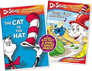 Dr. Seuss The Cat In the Hat (Animated)/Dr. Seuss: Green Eggs And Ham Value Pack