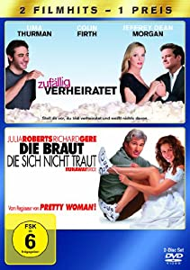 Die Braut, die sich nicht traut / Zufällig verheiratet [2 DVDs]