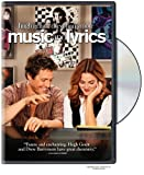Music And Lyrics (Full Screen) (2007) Dvd