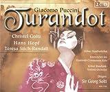 Turandot Christel Goltz