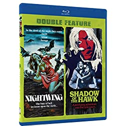 Nightwing, Shadow of the Hawk - Double Feature [Blu-ray]