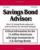 img - for Savings Bond Advisor - Fifth Edition book / textbook / text book
