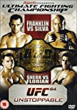 UFC Ultimate Fighting Championship 64 - Unstoppable [DVD]