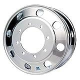 """Ford Alcoa 16"""" x 6"""" E350/E450 Polished Front Aluminum Wheel (160281)"""