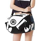 JOYCOS 銀魂 ショルダーバッグ A4サイズ対応 実用性高い 通学 旅行 男女兼用