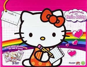 Amazon.com: Hello Kitty - Imparando Con Hello Kitty