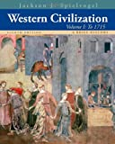 9781133607922: Western Civilization: A Brief History, Volume I: To 1715