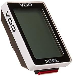 VDO M2 WL Fahrradcomputer Funk schwarz schwarz Nicht zutreffend