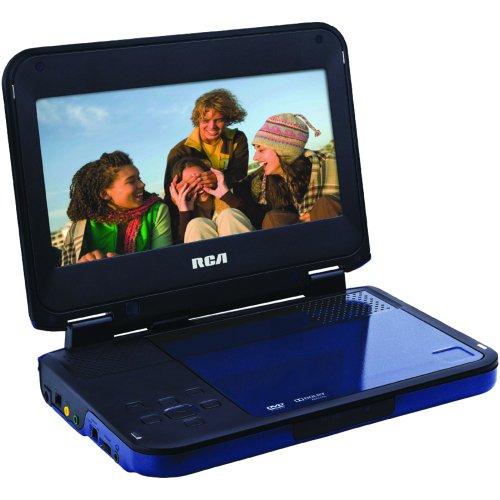 RCA 8in Portable DVD Player Portable DVD