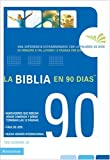 img - for Biblia en 90 dias juego: Una experiencia extraordinaria con la Palabra de Dios (Spanish Edition) book / textbook / text book