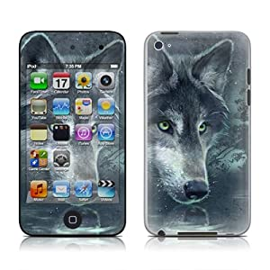 Wolf Reflection Design Protector Skin Decal Sticker for Apple iPod Touch 4G (4th Gen)