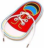 The Original Toy Company Tie Me Lacing Shoe