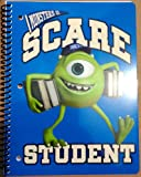 Monsters University 1 Subject School Notepad (Scare Student (Mike))