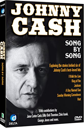 Johnny Cash - Song By Song [DVD]