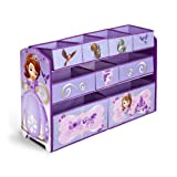 Disney Sofia the First Deluxe Multi-Bin Organizer