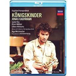 Humperdinck: Konigskinder [Blu-ray]