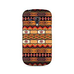 Ebby Vintage Tribal Arrow Premium Printed Case For Samsung S3 Mini 8190