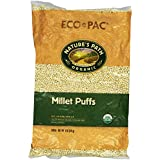 Nature's Path Organic Millet Puffs Cereal, 6-Ounce Bags (Pack Of 12)
