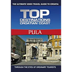 Top Destinations PULA