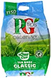 PG Tips Tea Bags Pyramid One Cups - Pack of 1, Total 1150 Teabags