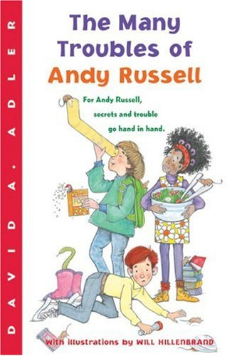 The Many Troubles of Andy Russell, David A. Adler