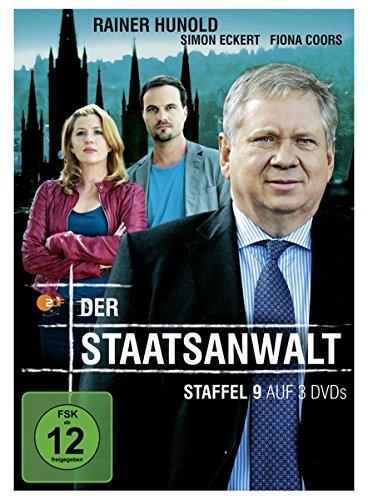 Der Staatsanwalt - Staffel 9 [3 DVDs]