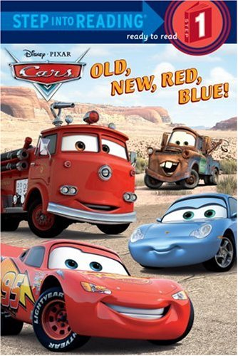 Old, New, Red, Blue! (Cars)