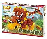 ラキュー (LaQ) ダイナソーワールド (DinosaurWorld) トリケラトプス&プテラノドン