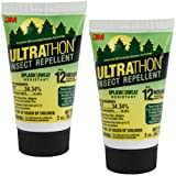 3M Ultrathon SRL-12 2 Oz Insect Repellent Lotion - 2 PACK