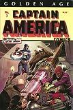 Golden Age Captain America Omnibus Volume 1 (Marvel Omnibus)