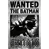 (24x36) Batman Arkham Origins (Wanted) Video Games Poster