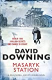 Masaryk Station (John Russell) by David Downing