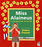 img - for Miss Alaineus: A Vocabulary Disaster book / textbook / text book