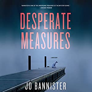Desperate Measures Audiobook