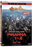 Piranha 1+2 - Uncut [3D Blu-ray] [Limited Edition]