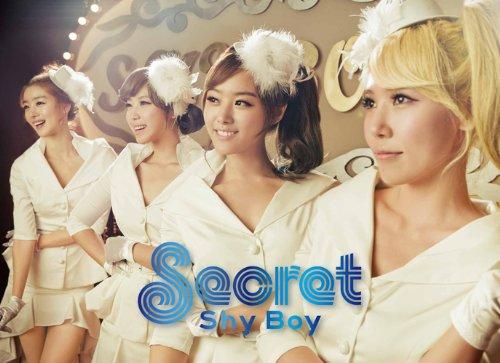 Shy Boy(初回生産限定盤B)(DVD付)