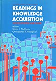 img - for Readings in Knowledge Acquisition: Current Practices and Trends (Ellis Horwood Series in Artificial Intelligence) book / textbook / text book