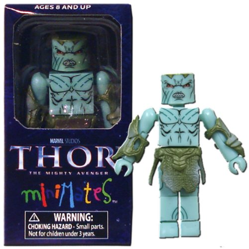 Marvel Minimates Thor The Mighty Avenger Frost Giant 2